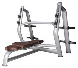 623 Скамья-стойка для жима штанги лежа (Olympic Flat Bench)
