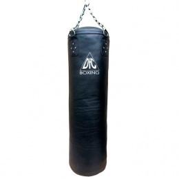 Кожаный боксерский мешок DFC HBL3 120х35