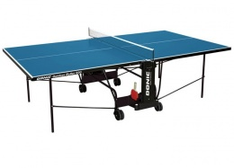 Уличный теннисный стол Donic Outdoor Roller 600 синий