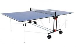 Теннисный стол Donic Indoor Roller SUN синий, складной