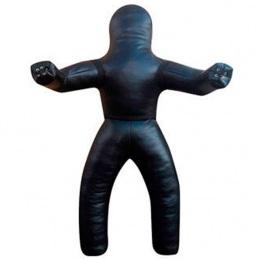 Манекен двуногий для борьбы, натуральная кожа, наполн. резиновая крошка