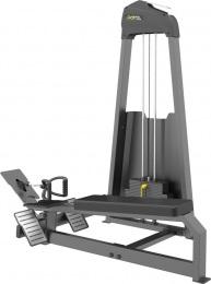 Evost Light E-3033 Гребная тяга. Горизонтальный блок (Long Pull). Стек 109 кг.