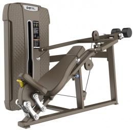Style Pro-Series S-4013 Наклонный грудной жим. Стек 109 кг.