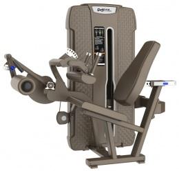 Style Pro-Series S-4023 Сгибание ног сидя. Стек 109 кг.