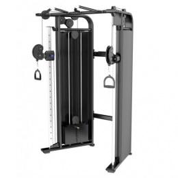 Fusion Pro E-7017 Блочная кроссфит рама (Сrossfit) для функциональных тренировок Стек 95 кг*2