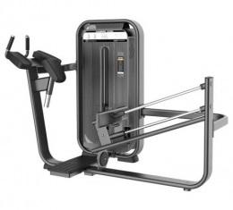 Fusion Pro E-7024 Глют-машина. Ягодичные Стек 110 кг