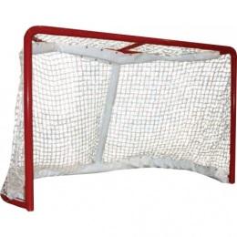 Ворота хоккейные профессиональные, (сетка, отбойники, втулки)