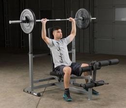 Универсальная скамья для жима складная GDIB46L Body Solid