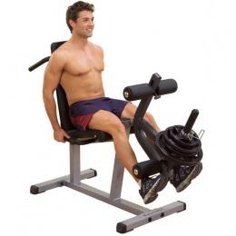 Body Solid Тренажер сгибание-разгибание ног на свободном весе GLCE365
