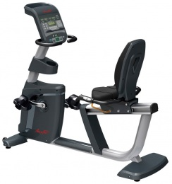 Aerofit Горизонтальный велотренажер X4-R LED