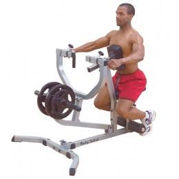 Body Solid Тренажер тяга с упором в грудь на свободных весах GSRM40