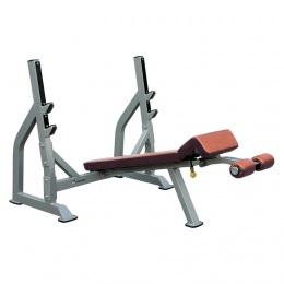 IFODB - Олимпийская скамья для жима с отрицательным наклоном