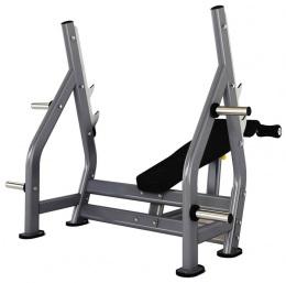 Insight Gym Скамья стойка для жима с обратным наклоном IG-806 (DR006)
