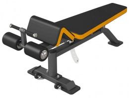 Insight Gym Скамья для пресса с регулируемым углом наклона IG-909 (SR009)