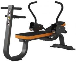 Insight Gym Тренажер горизонтальная скамья для пресса IG-915 (SR015)