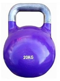 PROTRAIN Гиря 20 кг. DB2180-20