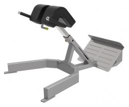 LWS9 Наклонная скамья для гиперэкстензии LWS-9045