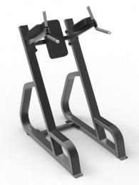 LWS9 Тренажер для подъема ног и брусья LWS-9047