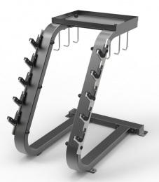 LWS9 Напольная стойка для грифов и аксессуаров LWS-9053