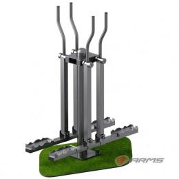 ARMS043 Лыжный (двойной) тренажер для улицы