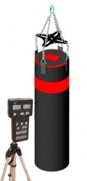 Тренажер-мешок для измерения силы удара RS995, электронный