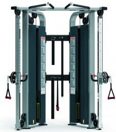 Многофункциональный тренажер с двусторонней регулируемой тягой Nautilus Instinct 9NL-D2002