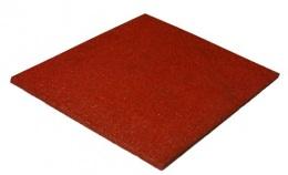 Резиновое покрытие плитка 500х500х16мм, 16 мм, 4 штуки, 1 кв.м