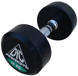 DFC Гантели пара 10 кг POWERGYM DB002-10