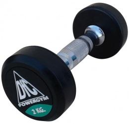 DFC Гантели пара 2 кг POWERGYM DB002-2