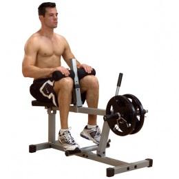 Body Solid Тренажер голень сидя на свободном весе PSC43X