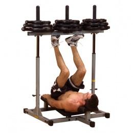 Body Solid Жим ногами вертикальный на свободном весе PVLP156X
