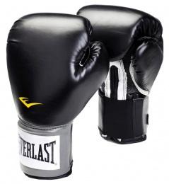 Перчатки боксерские Pro Style Anti-MB 2312U, 12oz, к/з, черный