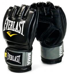 Перчатки для смешанных единоборств Pro Style Grappling 7778BLXLU, L/XL, к/з, черный