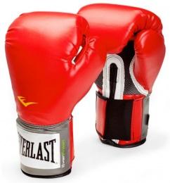 Перчатки боксерские Pro Style Anti-MB 2112U, 12oz, к/з, красный