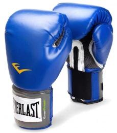 Перчатки боксерские Pro Style Anti-MB 2214U, 14oz, к/з, синий