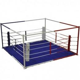 Ринг для бокса рамный 4х4