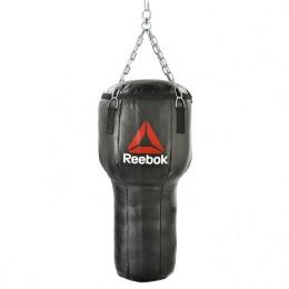 Подвесной мешок кожаный Reebok, 27 кг