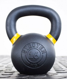 Тренировочная гиря для кроссфита 16 кг