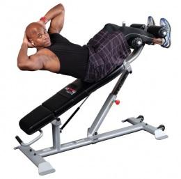 Body Solid Тренажер для мышц брюшного пресса SAB500