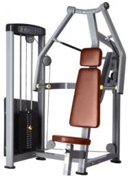 BRONZE GYM D-001 Силовой тренажер Жим от груди со встроенными весами