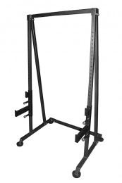 Тренажер силовая рама для приседаний и жима лежа, облегченная PG410-H