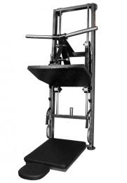Станок для жима ногами пристенный, складной PG310-D