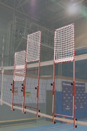 Тренажер блок в волейболе на сетку