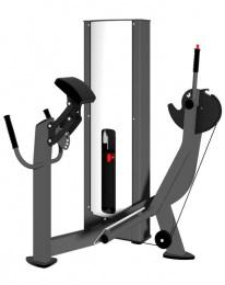 Тренажер для ягодичных мышц радиальный X-LINE Х131