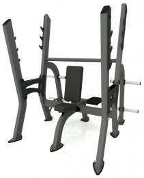 Скамья для жима сидя ( армейский жим) X-LINE X307.2