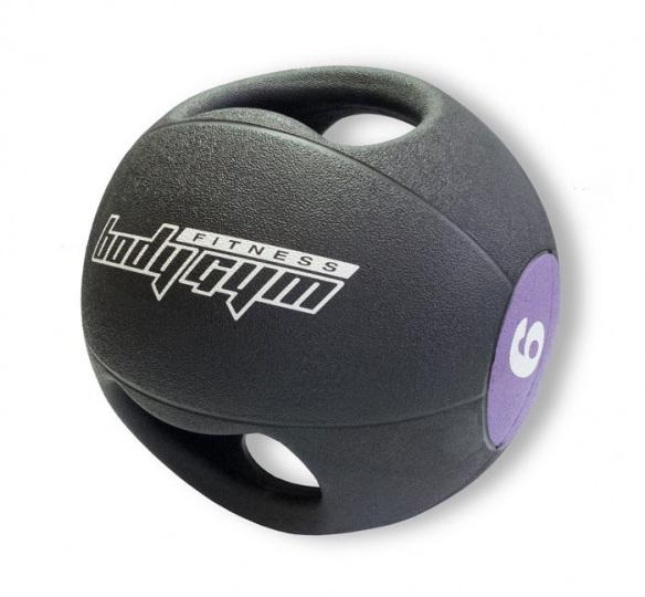 Мяч для кроссфита с хватами 6 кг