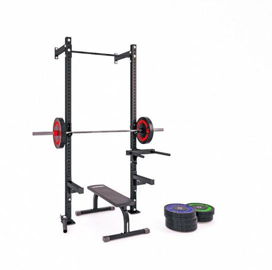 Комплект оборудования Home Gym HARD 2 YOUSTEEL