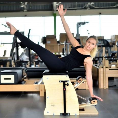 Студийный стул для Пилатеса Pilates Plus
