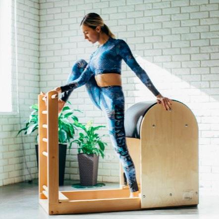 Бочка с лестницей Pilates Plus