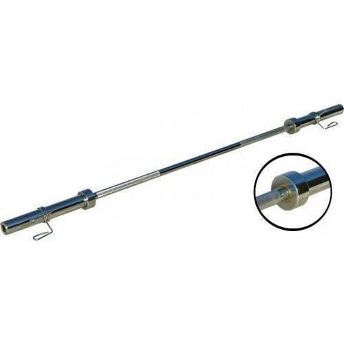 AR ES50-2200-250ZP Тяжелоатлетический гриф для штанги прямой
